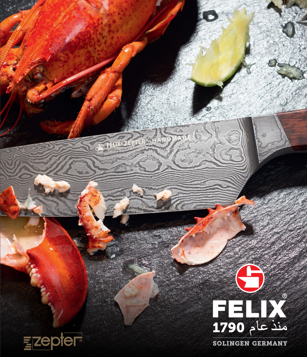 FELIX SOLINGEN Knives - Best German Knives In Dubai, UAE